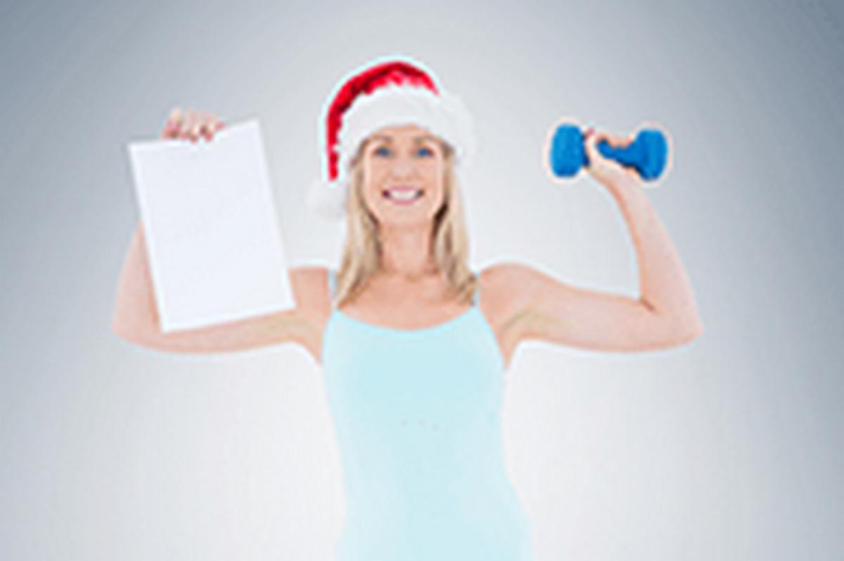5 Μυστικά για να χάσεις κιλά πριν τις Χριστουγεννιάτικες γιορτές!