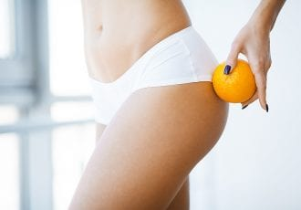 Woman Cellulite Orange