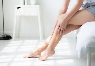 keratosis pilaris legs