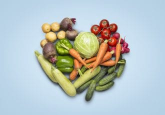 vegetarianism fruits and veggies