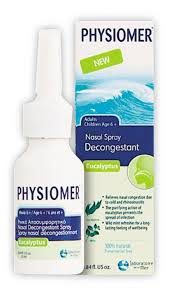Physiomer Hypertonic Eucalyptus 20 ml