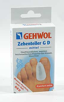 Gehwol Toe Divider GD small 3 pads