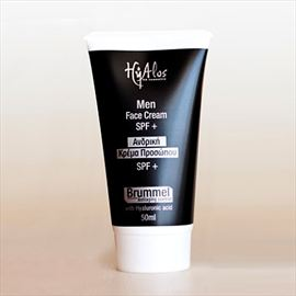 Hyalos Men day cream SPF15 50 ml