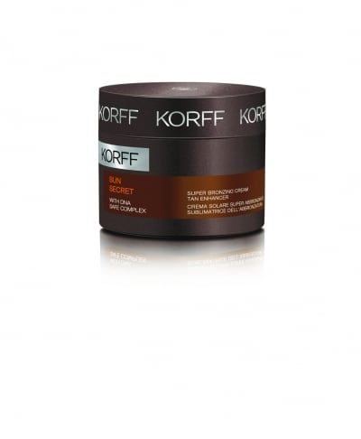 Korff Rapid Bronzage Super Tanning Sun Cream 150ml