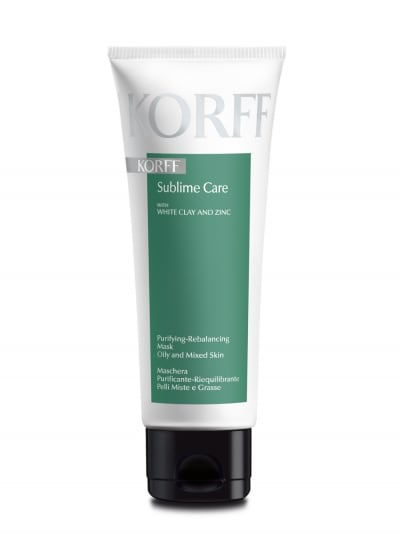 Korff Subline Care Purifing - Rebalancing Mask 75ml