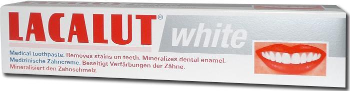 Lacalut Whitening 50 ml