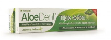Optima Aloe Dent Triple Action Toothpaste 100 ml