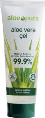 Optima Organic Aloe Vera Gel 99.9% 100 ml