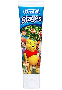 Oral-B Stages Disney Οδοντόκρεμα 75 ml