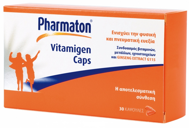 Pharmaton Vitamigen 30 caps