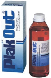 Plak out Solution 250 ml