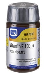 Quest Vitamin E 400 IU 60 caps