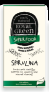 Royal Green Spirulina 60 caps