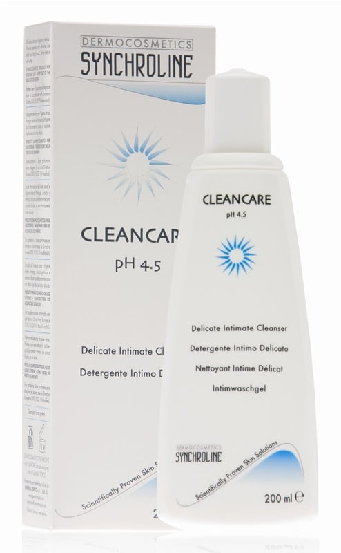 Synchroline Cleancare Cleanser 200 ml