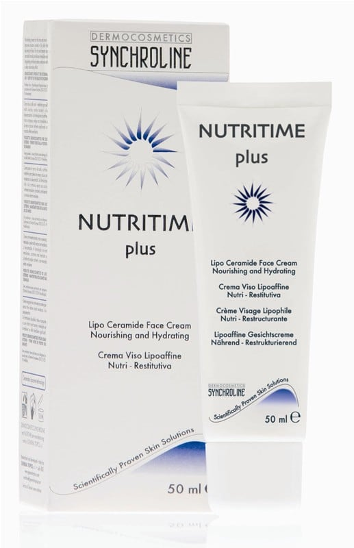 Synchroline Nutritime Plus Face Cream 50 ml