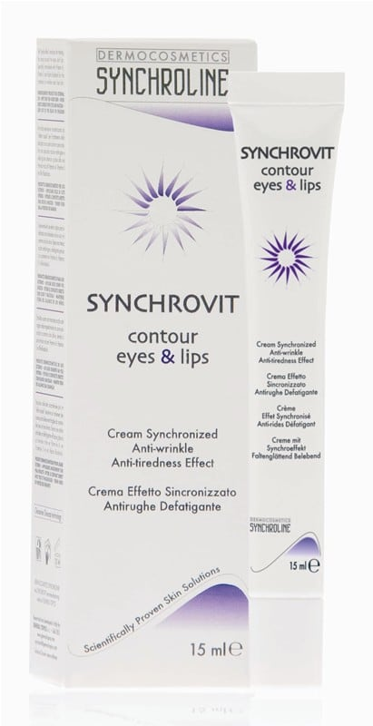 Synchroline Synchrovit Eyes & Lips 15 ml