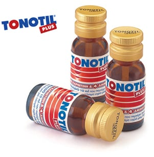 Tonotil Plus 10 amp x 10 ml