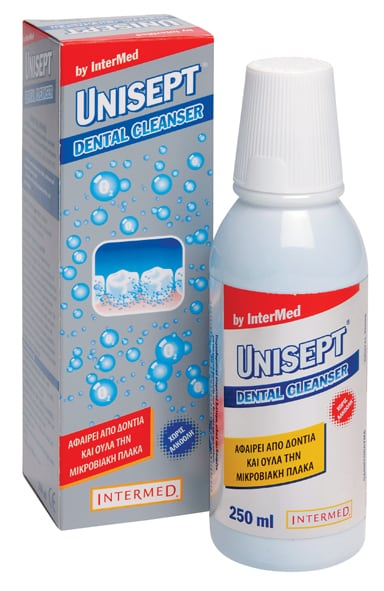 Intermed Unisept Dental Cleanser 250 ml
