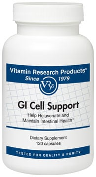 VRP GI Cell Support 120 caps