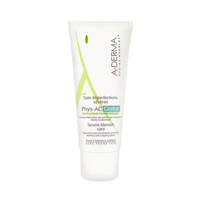A-Derma Phys-AC Global Soin Imperfections Severes 40 ml