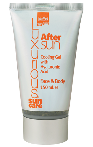 Intermed Luxurious Sun Care After Sun Cooling Gel Face & Body 150 ml
