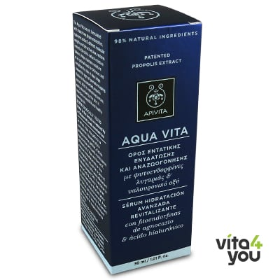 Apivita Aqua Vita Advanced Moisture Revitalizing Serum 30 ml