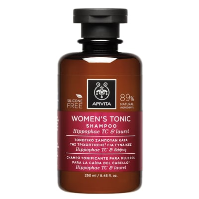 Apivita Shampoo Women's Tonic Hippophae TC & laurel 250 ml