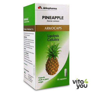 Arkocaps Pineapple - Ανανάς 90 caps