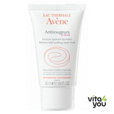 Avene Antirougers Calm Masque 50 ml