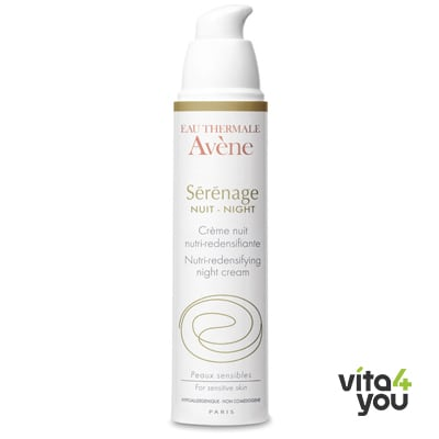 Avene Serenage Creme Nuit 40 ml