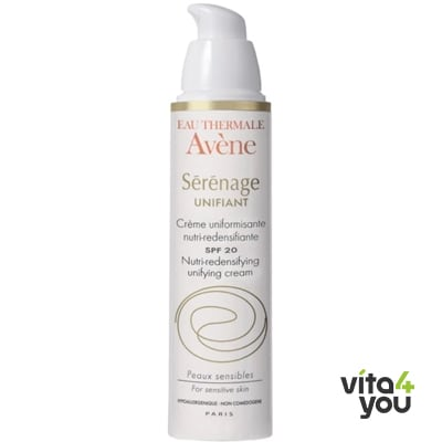 Avene Serenage Unifiant SPF20 40 ml