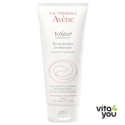 Avene Trixera Selectiose Baume Emolliente 200 ml
