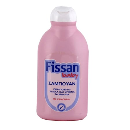 Fissan Baby Βρεφικό Σαμπουάν 250 ml
