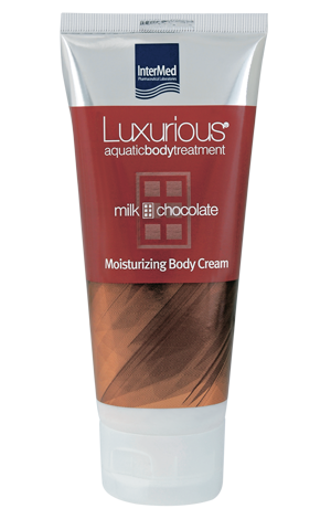 Intermed Luxurius Moisturizing body cream 200 ml