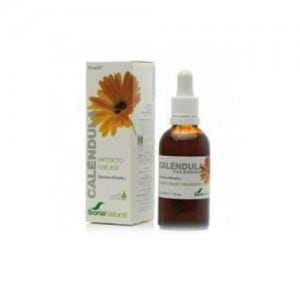 Soria Natural Calendula Officinalis 50 ml