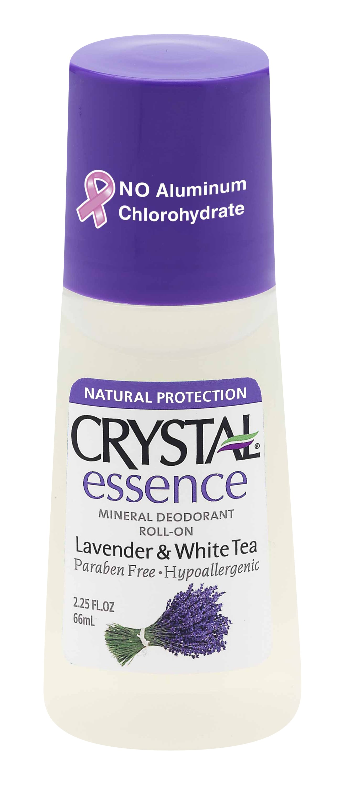 Crystal deodorant roll on Λεβάντα 66 ml