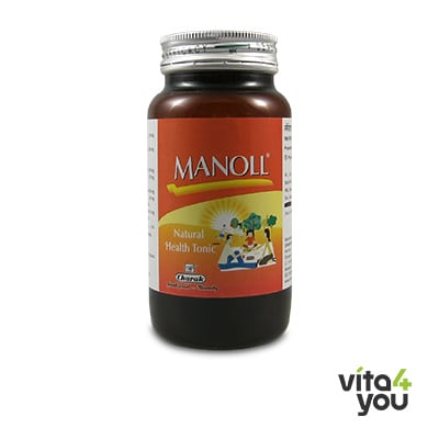 Charak Manoll syrup 450 ml