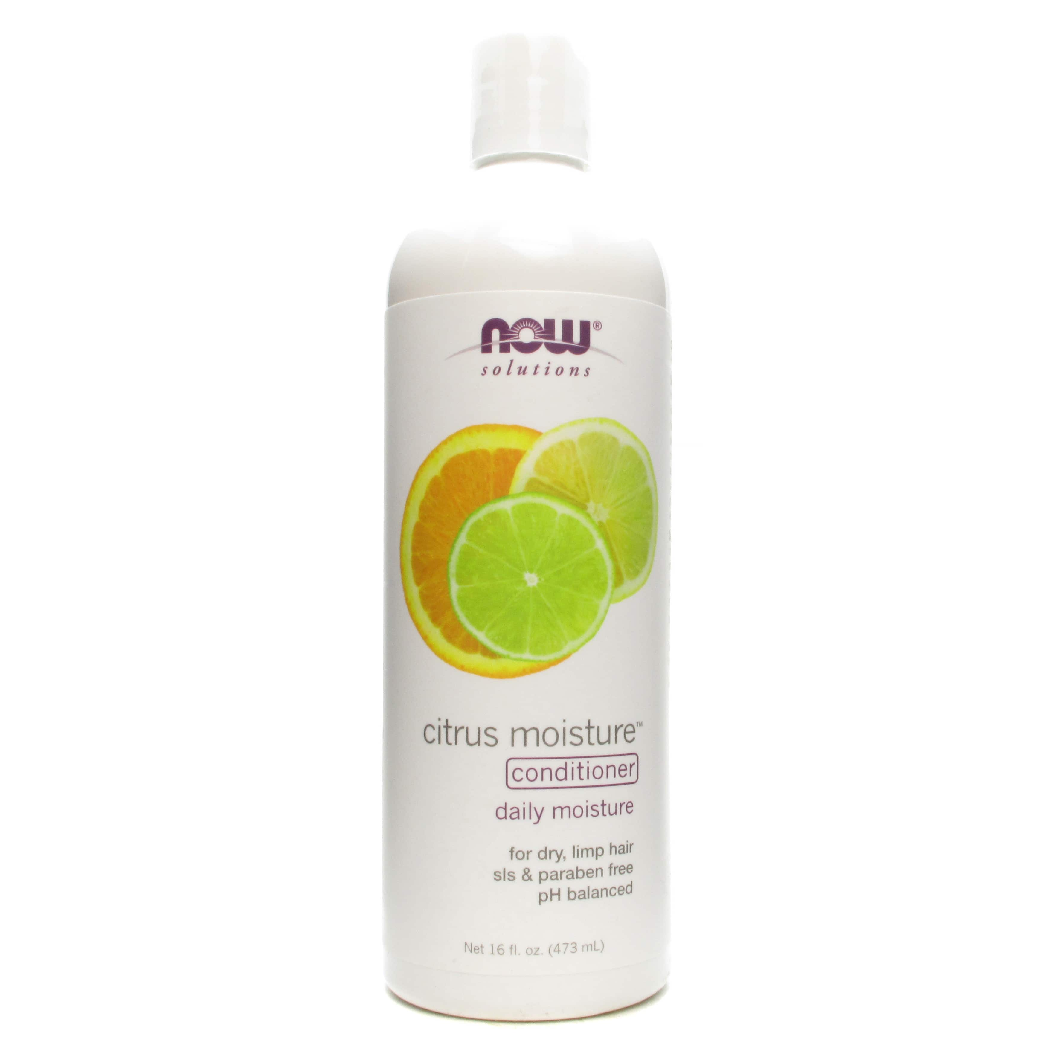 Now Citrus Moisture Conditioner 473 ml
