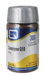 Quest Coenzyme Q10 30 mg 30 tabs
