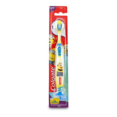 Colgate Smile Toothbrush Soft 6+ years Girl