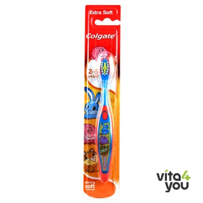 Colgate Smile Toothbrush Extra soft 2-6 years