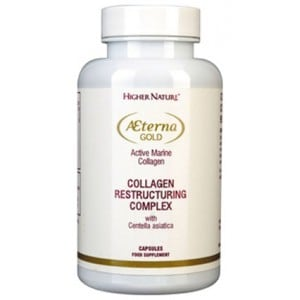 Higher Nature Aeterna Gold Collagen Restructing Complex 90 caps