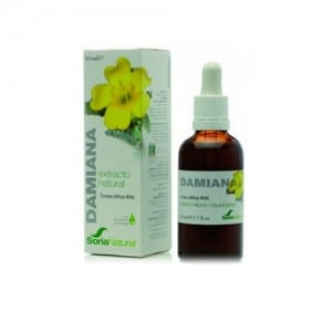Soria Natural Damiana Turnera Diffusa Willd 50 ml