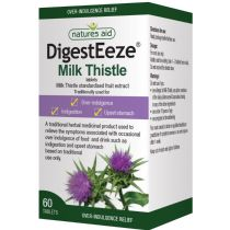 Nature's Aid DigestEeze Milk Thistle 60 tabs
