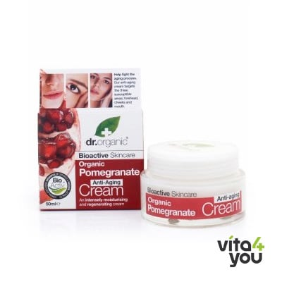 Dr. Organic Pomegranate Anti-Aging Cream 50ml