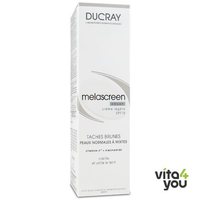 Ducray Melascreen Skin Lightening SPF 15 40 ml