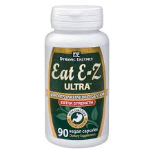 Dynamic Enzymes Eat E-Z Ultra 90 caps