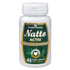 Dynamic Enzymes Natto Activ 45 caps