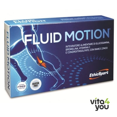 EthicSport Fluid Motion 1300mg 30 tabs