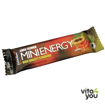 EthicSport Mini Energy Bar Papaya 20 gr